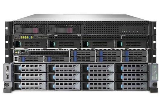 رونمایی سرور HP با طراحی باز برای محیط های ابری