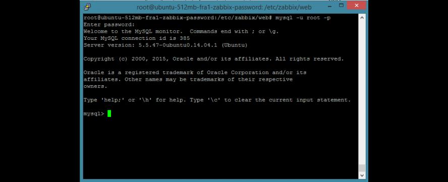 مراحل نصب سرور زبیکس عکس هفدهم