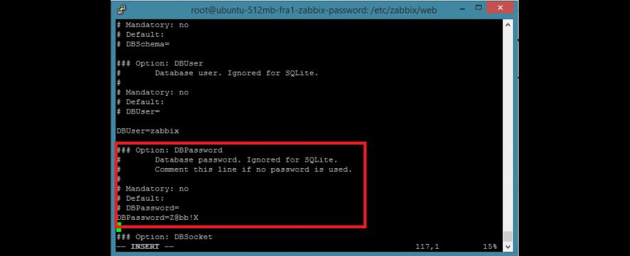مراحل نصب سرور زبیکس عکس هجدهم