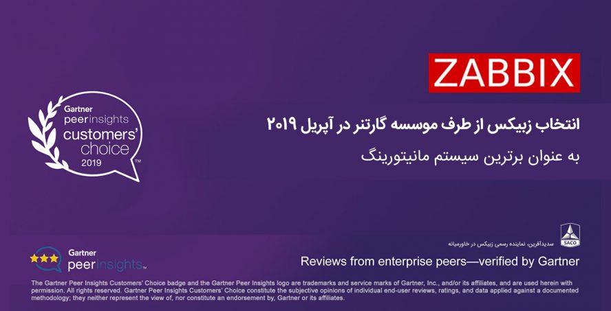 زبیکس بهترین نرمافزار مانیتورینگ شبکه