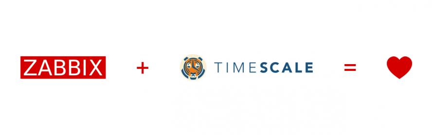 پشتیبانی رسمی زبیکس از TimescaleDB