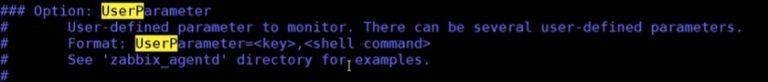ساخت پارامتر کاربر (UserParameter)