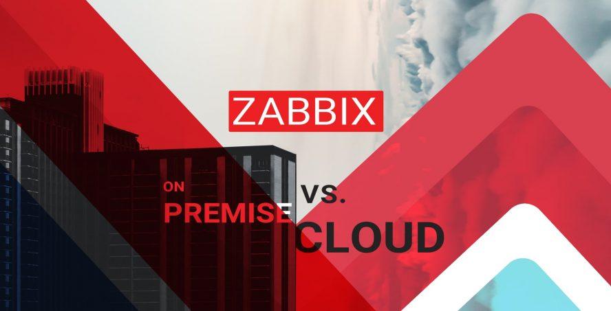 زبیکس on cloud یا زبیکس on premise