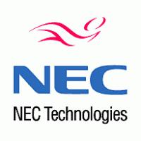 عکس لوگوی شرکت NEC